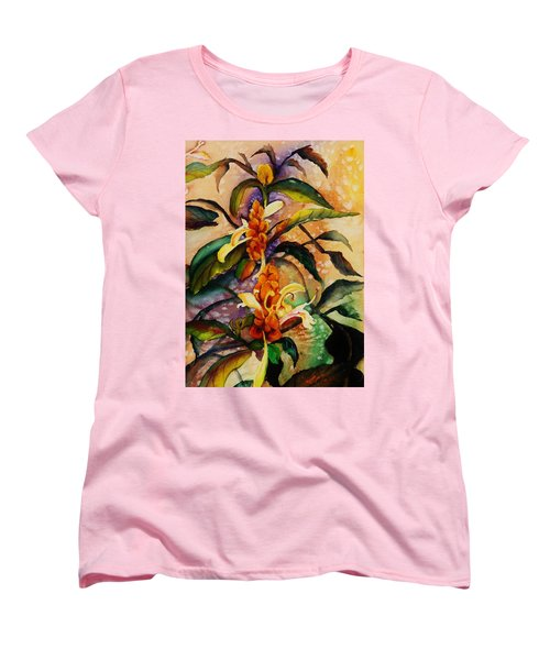 Goodbye To Summer Women's T-Shirt (Standard Cut) by Lil Taylor