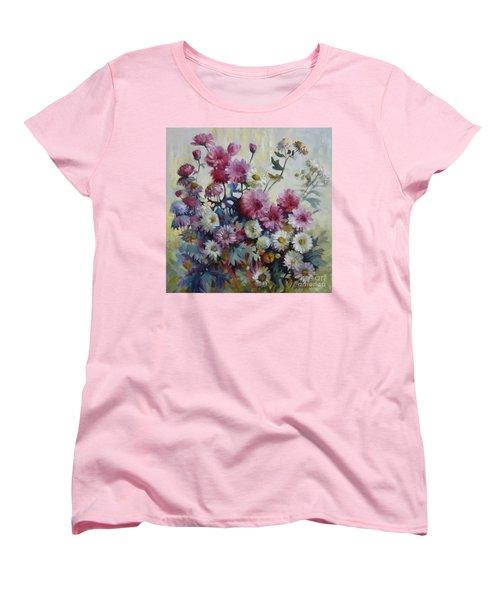 Harmonies Of Autumn Women's T-Shirt (Standard Cut)