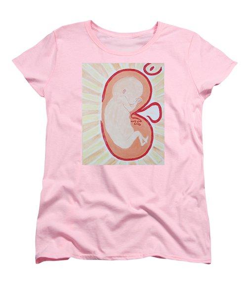 Hiranyagarbha Women's T-Shirt (Standard Cut) by Sonali Gangane