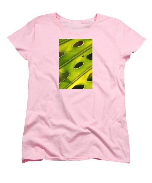 Holey Light Women's T-Shirt (Standard Cut) by Amy Gallagher