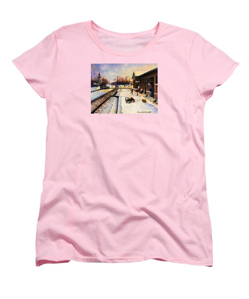 Holiday Depot 1932 Women's T-Shirt (Standard Cut) by Susan Williams