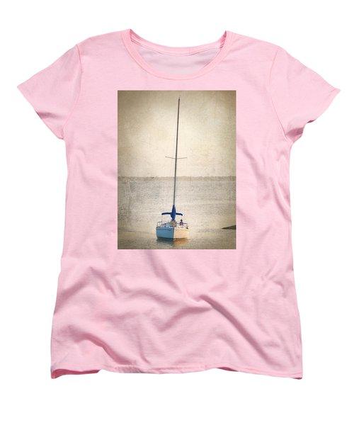 Homeward Bound Women's T-Shirt (Standard Cut) by Charles Beeler