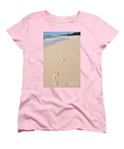 Homo Sapiens Women's T-Shirt (Standard Cut) by Jola Martysz