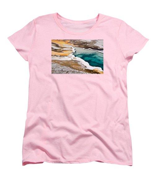 Hot Spring  Women's T-Shirt (Standard Fit)