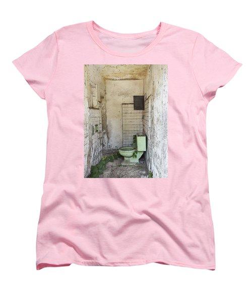 I Can't Keep It In Women's T-Shirt (Standard Cut) by Anne Mott