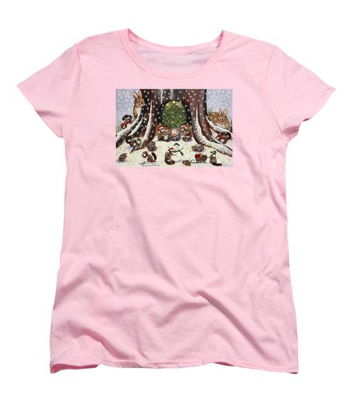 I Wish We Were Invited Women's T-Shirt (Standard Cut)