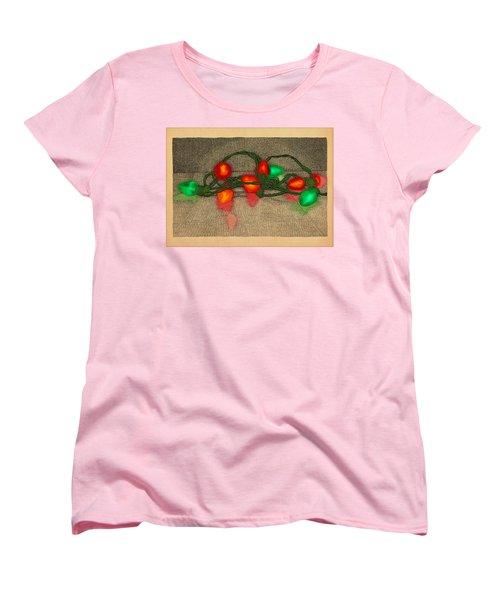 Illumination Variation #5 Women's T-Shirt (Standard Cut) by Meg Shearer
