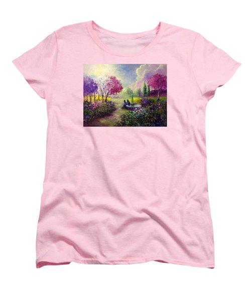 In Heaven Everything Is Fine Women's T-Shirt (Standard Cut)