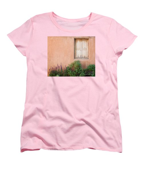 Keep The Summer Heat Out Women's T-Shirt (Standard Cut) by Roselynne Broussard