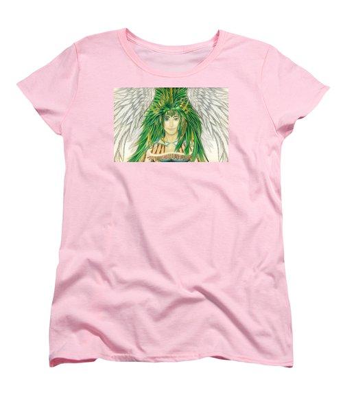 King Crai'riain Portrait Women's T-Shirt (Standard Cut) by Shawn Dall