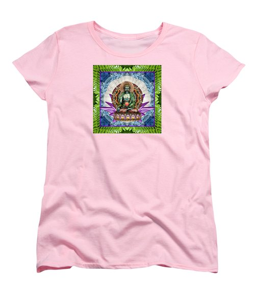 Women's T-Shirt (Standard Cut) featuring the photograph King Panacea by Bell And Todd