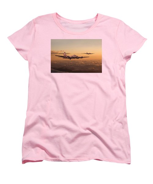 Last Home Women's T-Shirt (Standard Cut) by Pat Speirs