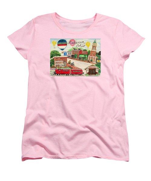Lebanon Ohio Women's T-Shirt (Standard Cut)