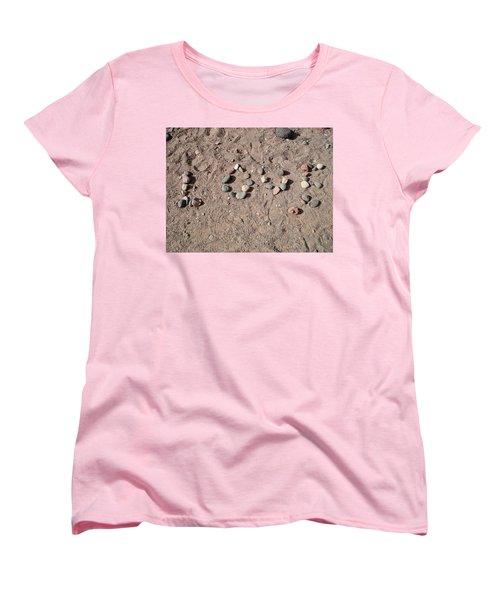 Love Rocks Women's T-Shirt (Standard Cut) by Deborah Lacoste