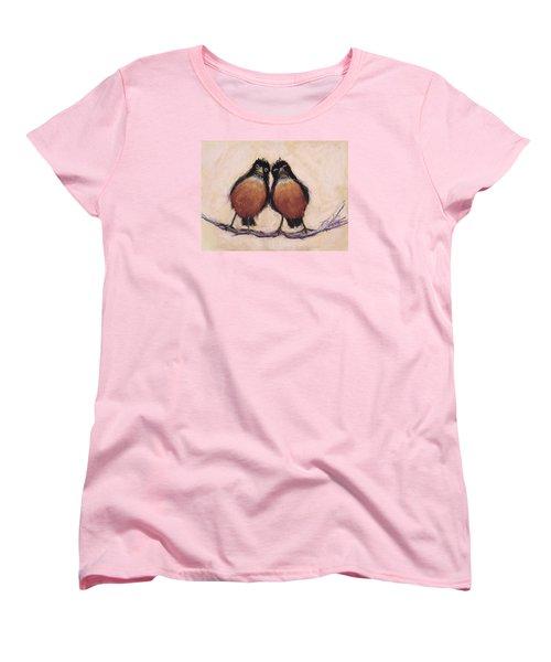 Love Sick  Women's T-Shirt (Standard Cut) by Billie Colson
