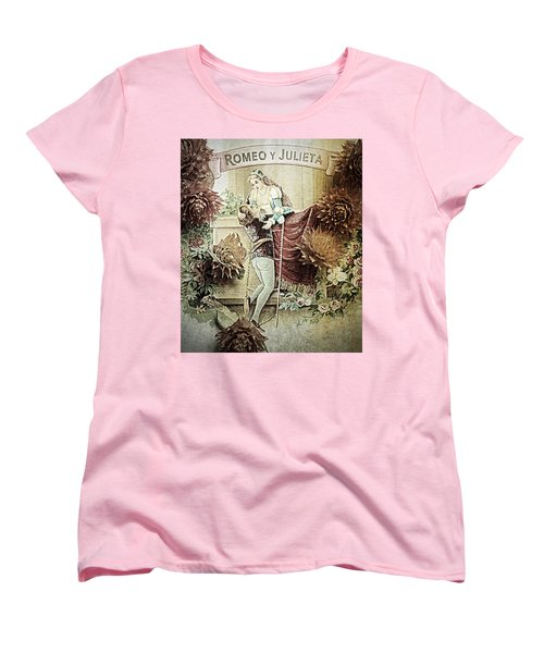 Lovers Number Two Women's T-Shirt (Standard Cut) by Chris Berry