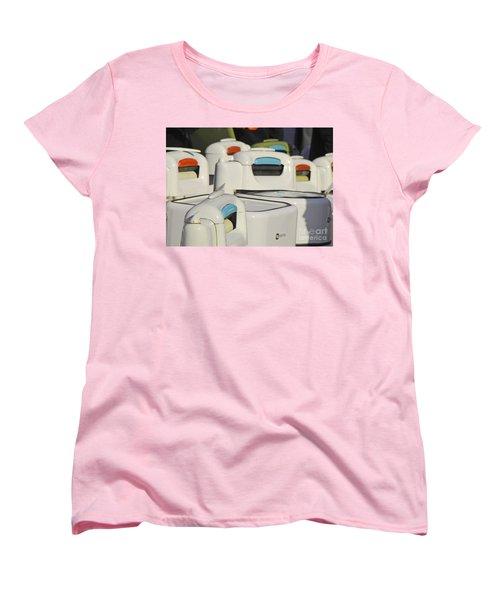 Maytag Women's T-Shirt (Standard Cut) by Mary Carol Story
