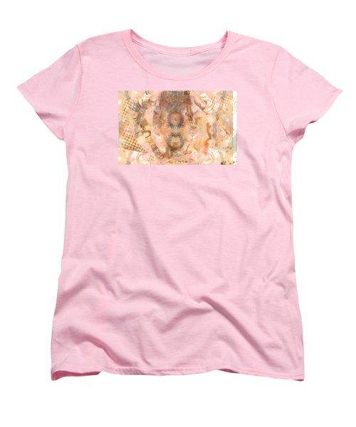Melting Mer Tribe Women's T-Shirt (Standard Cut) by Deprise Brescia