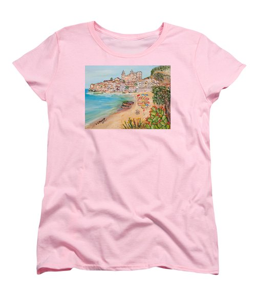 Memorie D'estate Women's T-Shirt (Standard Cut) by Loredana Messina