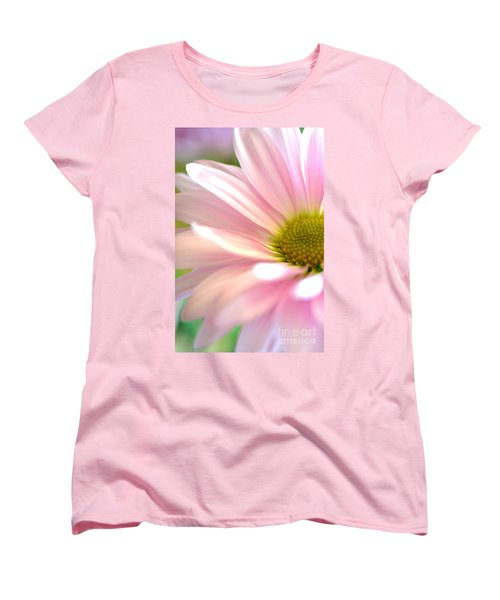 Miss Daisy Women's T-Shirt (Standard Cut) by Deb Halloran