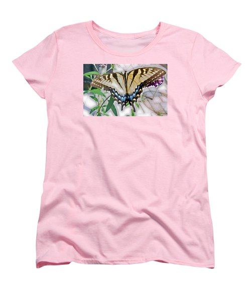 Monarch Majesty Women's T-Shirt (Standard Cut) by Judith Morris