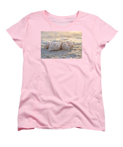 Women's T-Shirt (Standard Cut) featuring the photograph Mood To Moment by Melanie Moraga