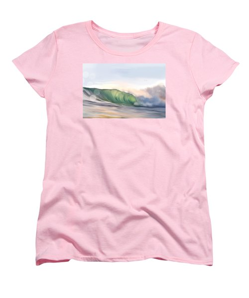 Morning Break Women's T-Shirt (Standard Cut)