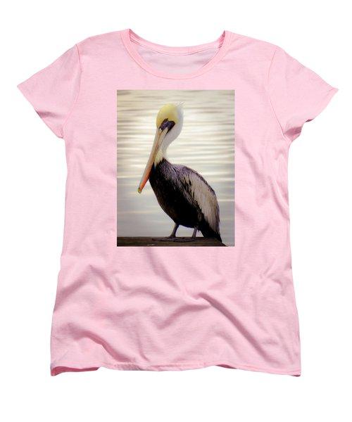 My Visitor Women's T-Shirt (Standard Cut)
