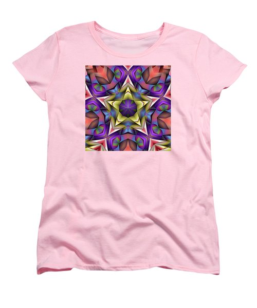 Natural Attributes 16 Square Women's T-Shirt (Standard Cut) by Wendy J St Christopher