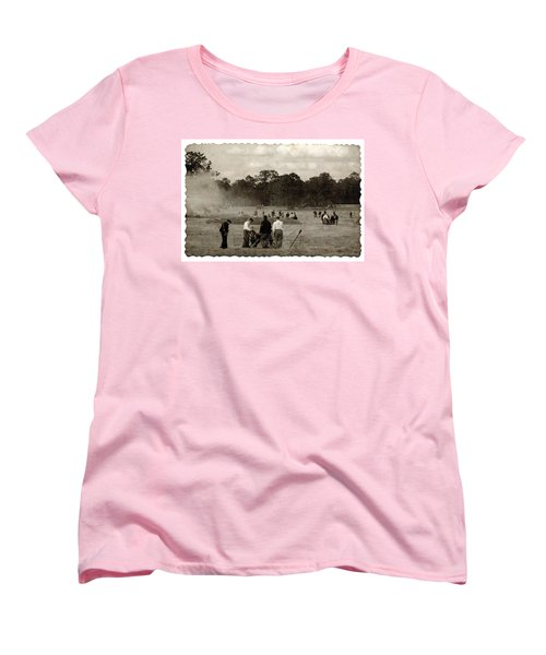 North And South Women's T-Shirt (Standard Cut) by Beverly Stapleton