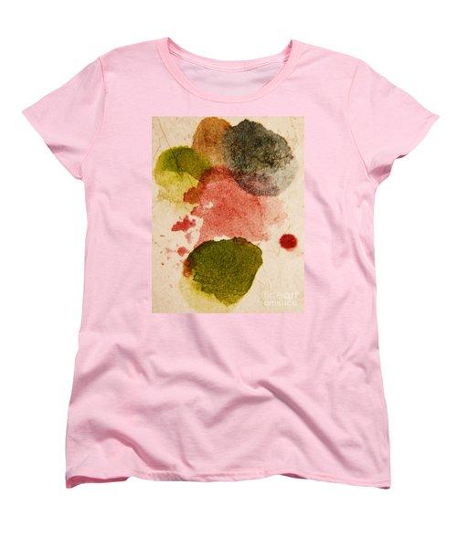 Open Heart Women's T-Shirt (Standard Cut) by Andrea Anderegg