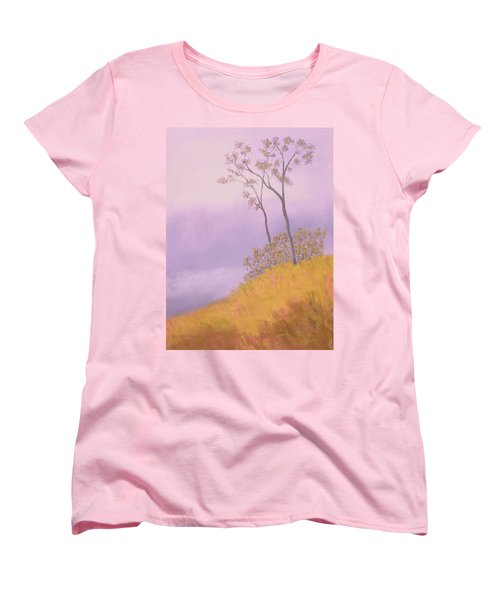 Ozark Glade Women's T-Shirt (Standard Cut) by Garry McMichael