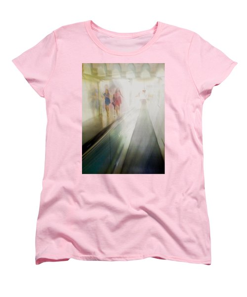 Women's T-Shirt (Standard Cut) featuring the photograph Party Girls by Alex Lapidus