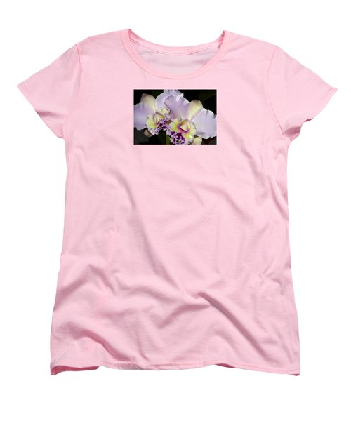 Women's T-Shirt (Standard Cut) featuring the photograph Peace And Love by Phyllis Denton