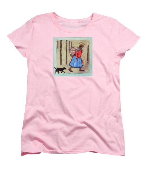 Peru Impression I Women's T-Shirt (Standard Cut)
