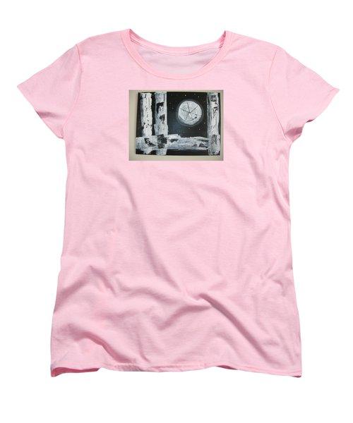 Pie In The Sky Women's T-Shirt (Standard Cut) by Sharyn Winters