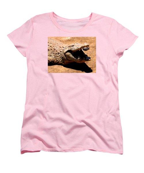 Put It Right Here Women's T-Shirt (Standard Cut)