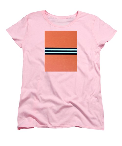 Resolve Women's T-Shirt (Standard Cut) by Thomas Gronowski