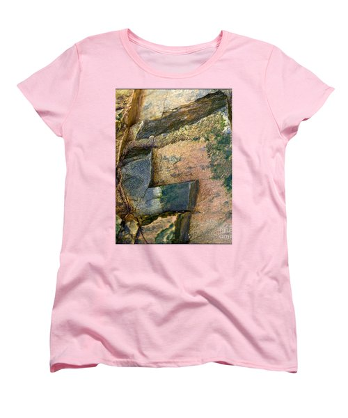 Rock On Women's T-Shirt (Standard Cut) by Liz  Alderdice