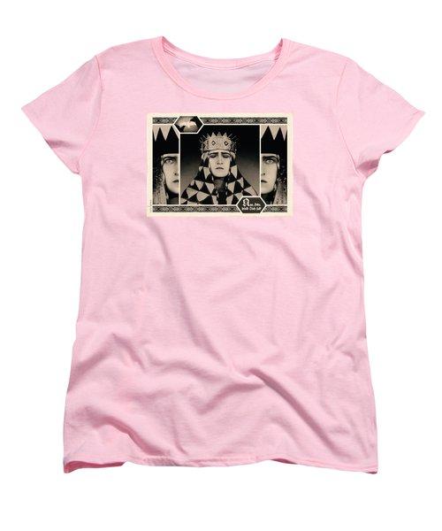 Sacrifice Women's T-Shirt (Standard Cut) by Udo Linke