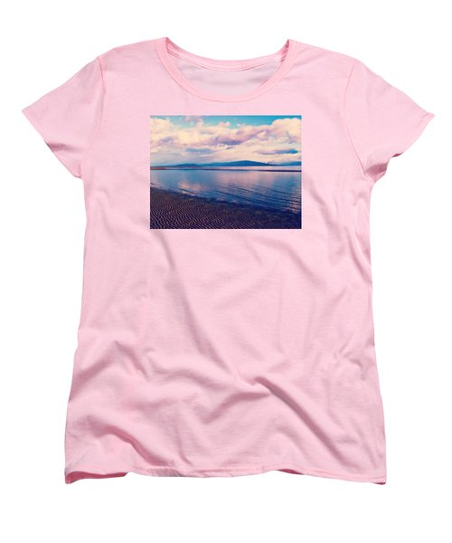 Women's T-Shirt (Standard Cut) featuring the photograph Sailor's Delight by Marilyn Wilson