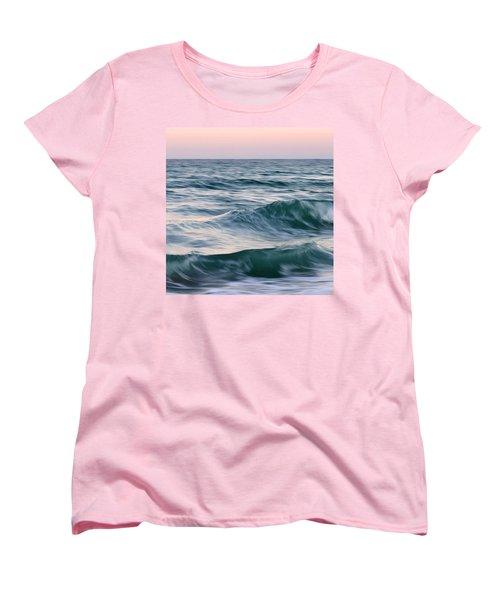 Salt Life Square 2 Women's T-Shirt (Standard Cut) by Laura Fasulo