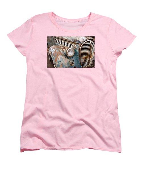 Seen Better Days Women's T-Shirt (Standard Cut) by David Lawson