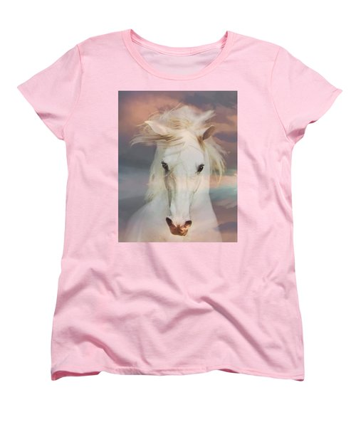 Silver Boy Women's T-Shirt (Standard Cut)