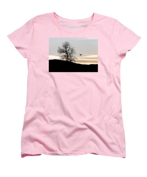 Soaring Eagle Women's T-Shirt (Standard Cut)