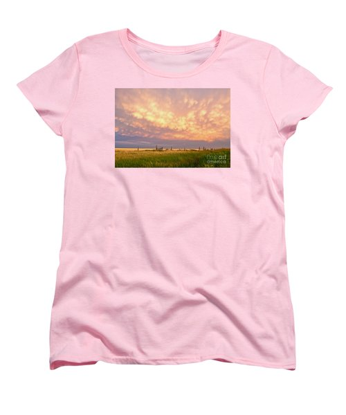 Southeastern New Mexico Women's T-Shirt (Standard Cut) by Roselynne Broussard