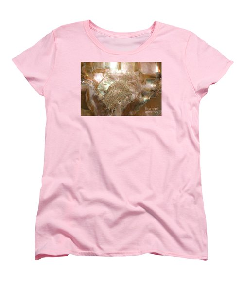 Women's T-Shirt (Standard Cut) featuring the photograph Spirit Of The Soul by Sherri  Of Palm Springs