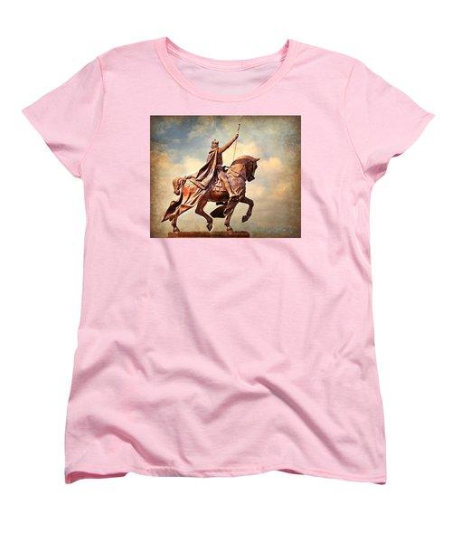 Women's T-Shirt (Standard Cut) featuring the photograph St. Louis 4 by Marty Koch