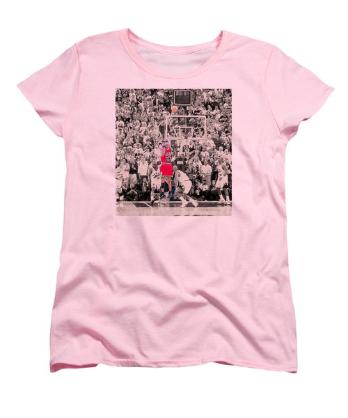 Women's T-Shirt (Standard Cut) featuring the photograph Standing Out From The Rest Of The Crowd by Brian Reaves