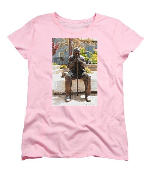 Still Waiting Women's T-Shirt (Standard Cut) by William Norton